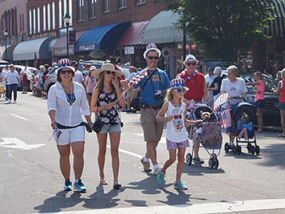 4th of July Parade & Celebration | Franklin, NC Festivals