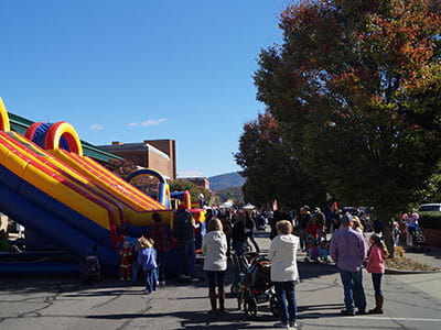 pumpkinfest franklin north carolina